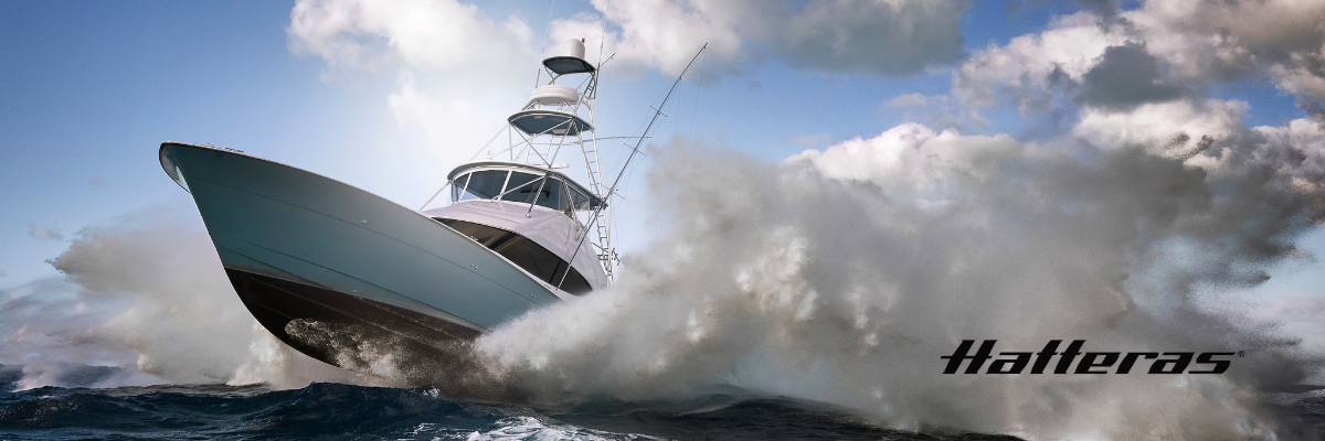 Hatteras Yachts GT59