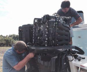 Repairing Yamaha