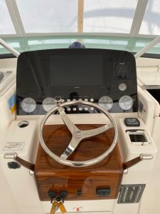 complete dash upgrade with flush mount, teak pod and more